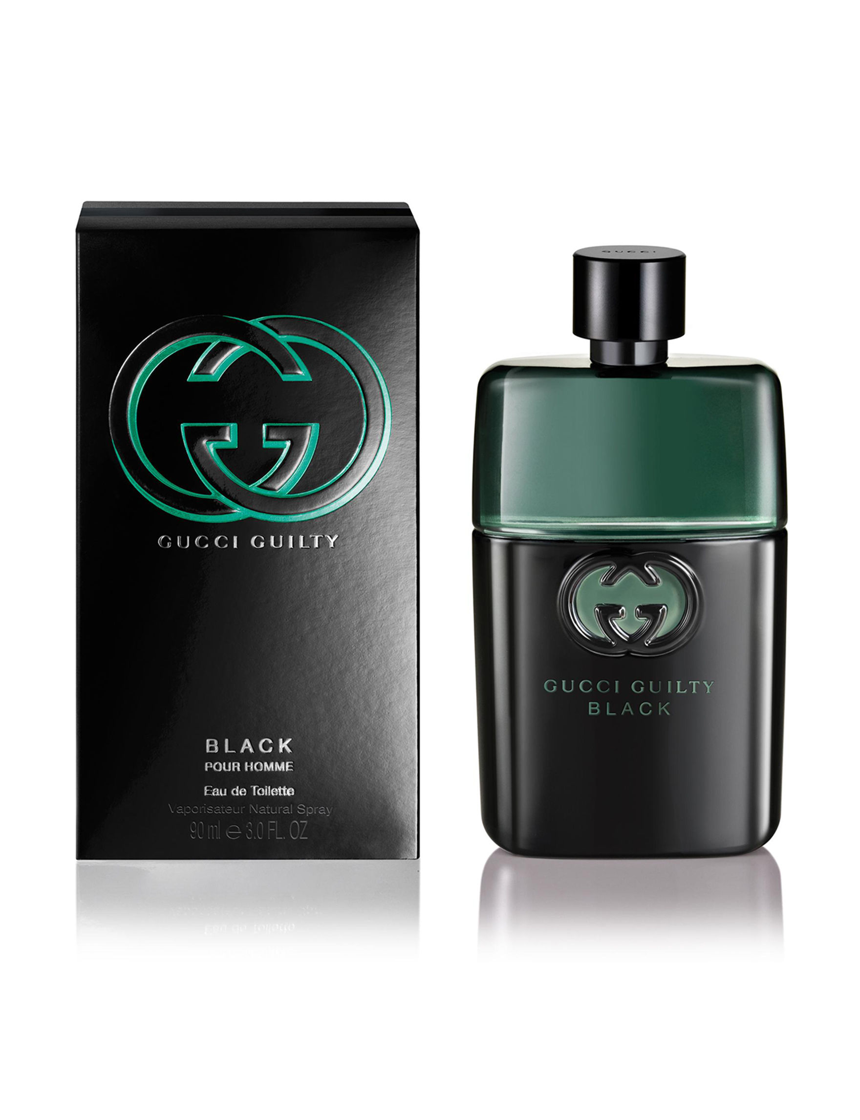 6a4b77b66 Gucci Guilty Black Eau de Toilette for Men | Stage Stores