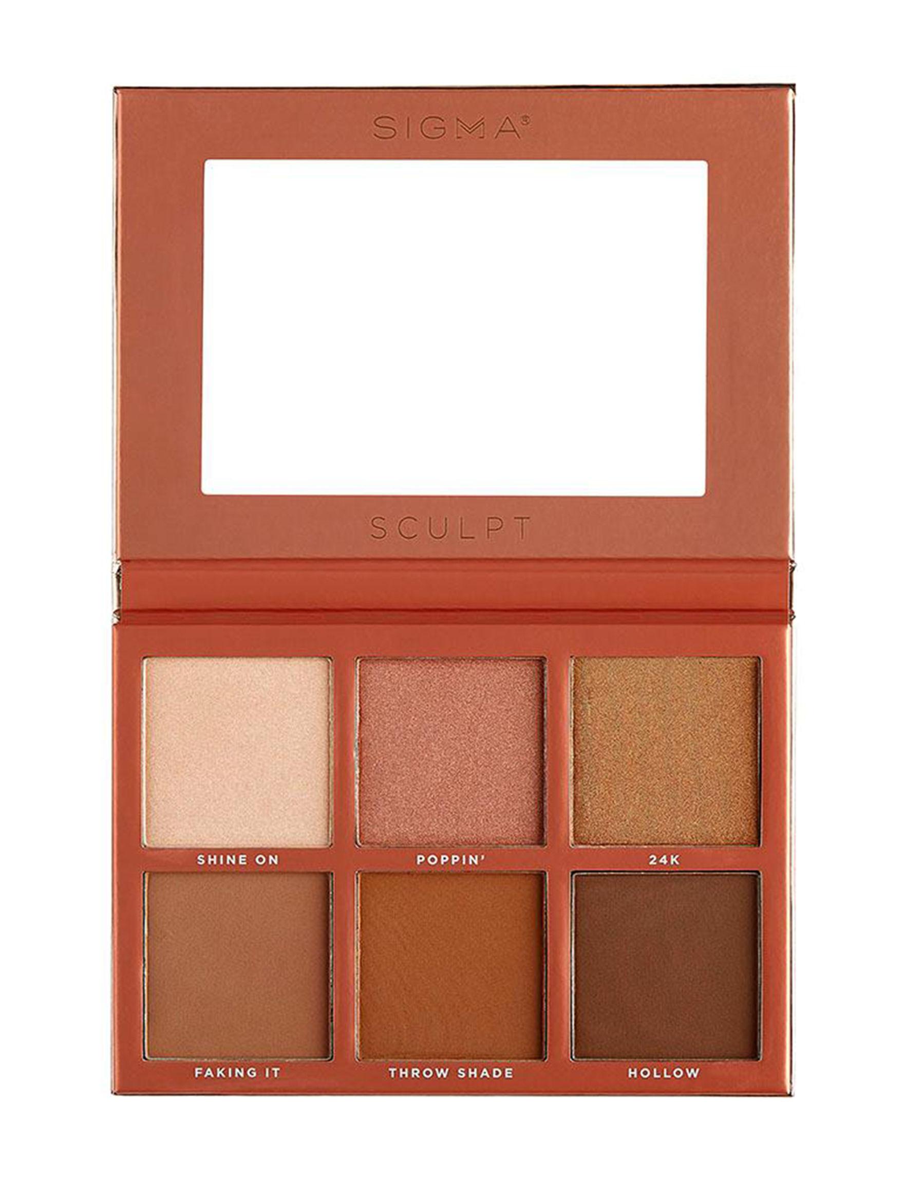 Sigma  Face Makeup Kits & Sets Bronzer Highlighter