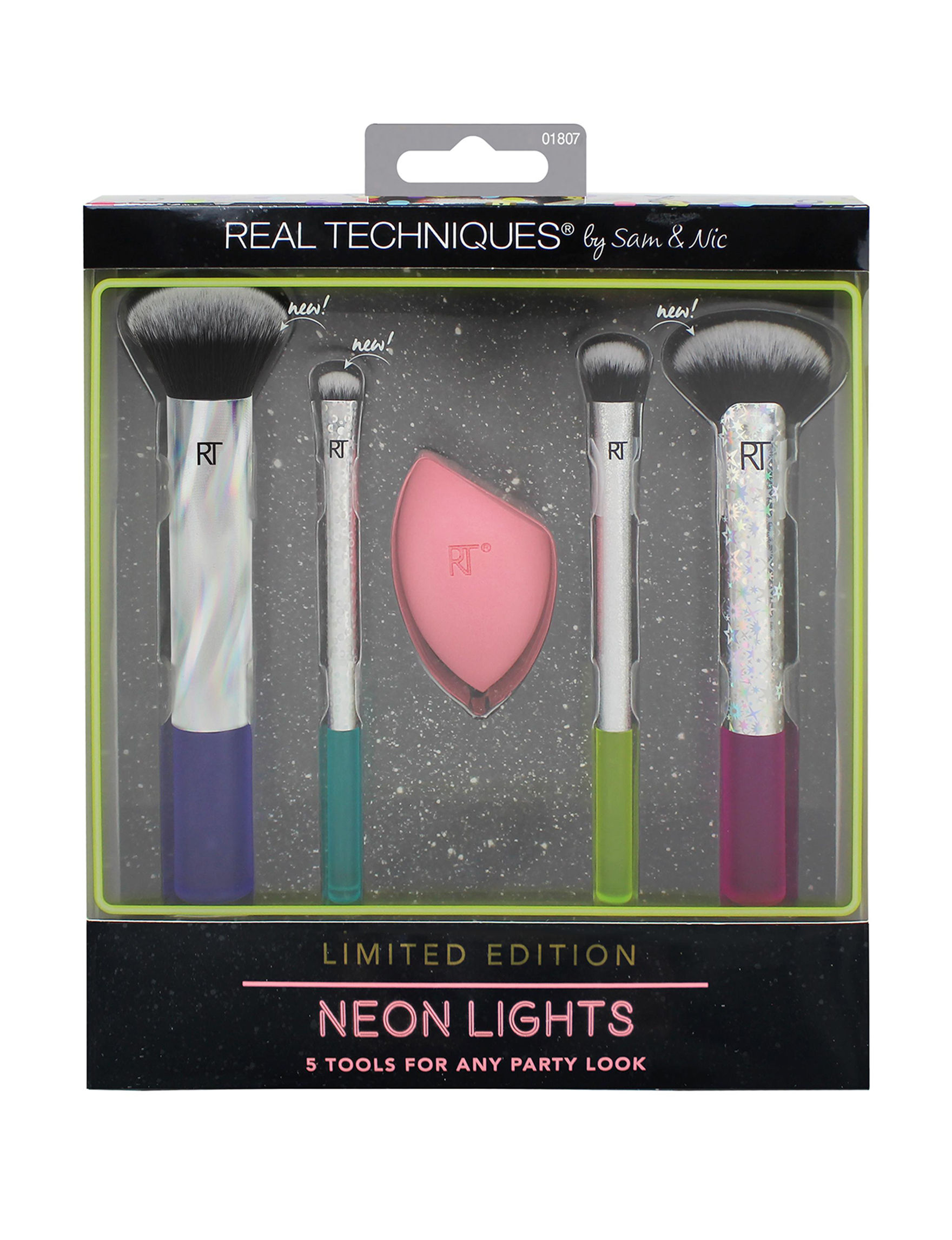 Real Techniques  Tools & Brushes Brush Sets