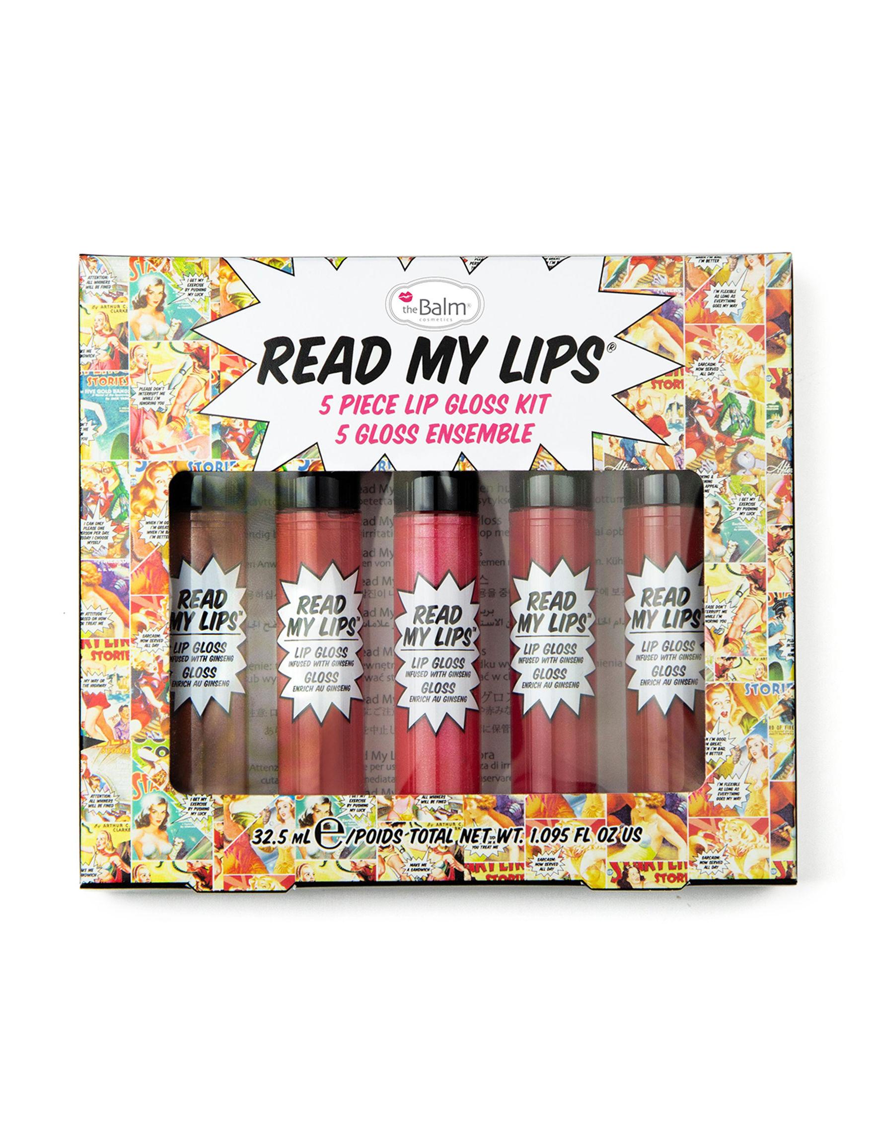 The Balm  Lips Sets & Palettes Lip Gloss