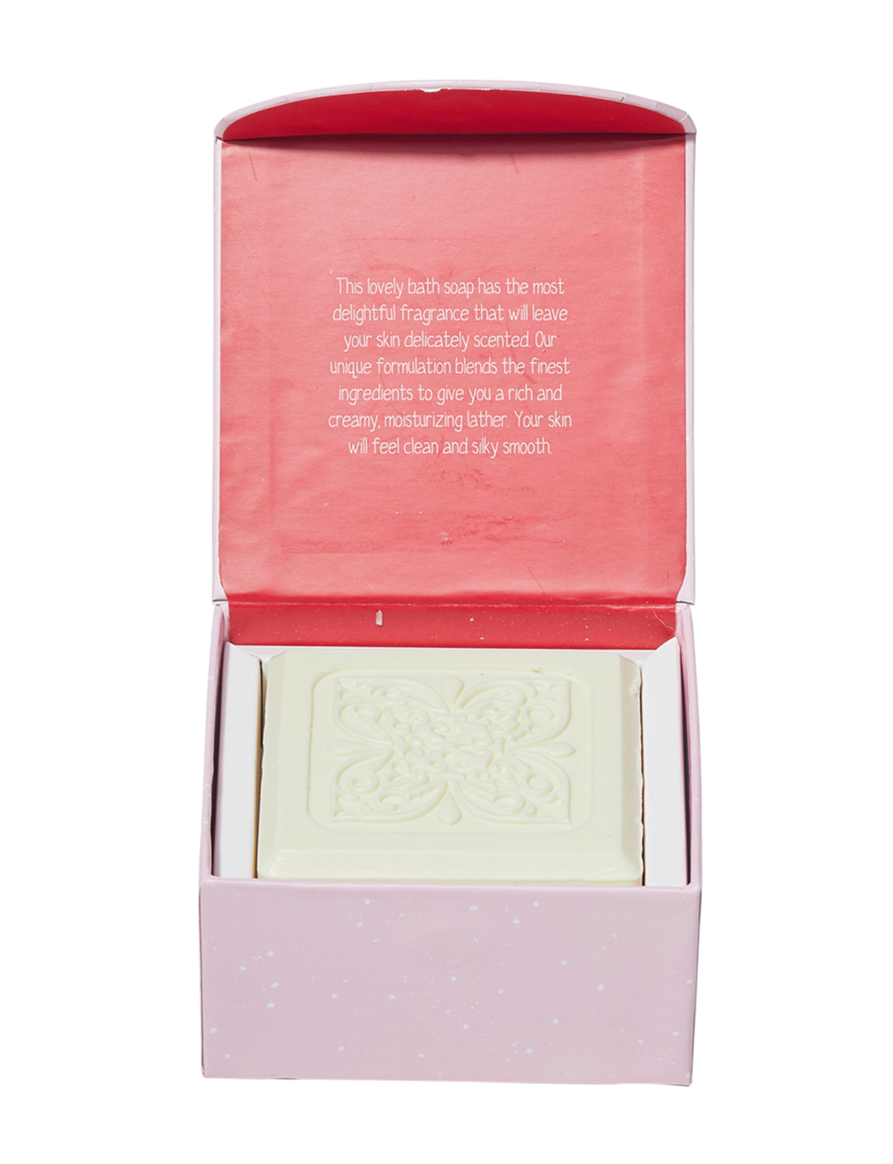 Common Wealth Soaps Pink Soaps