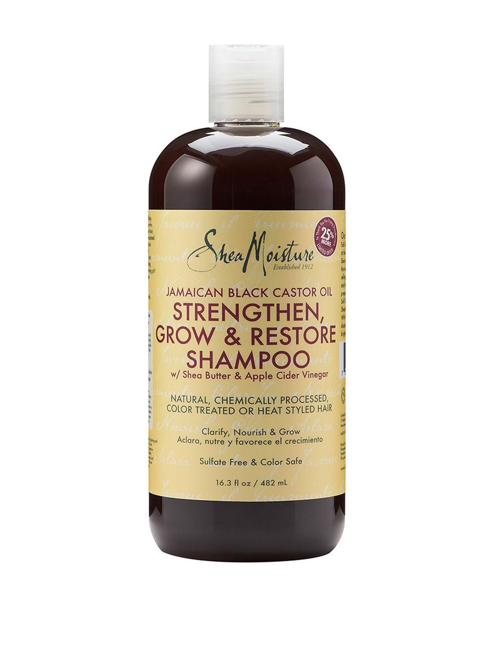 Shea Moisture  Hair Treatments
