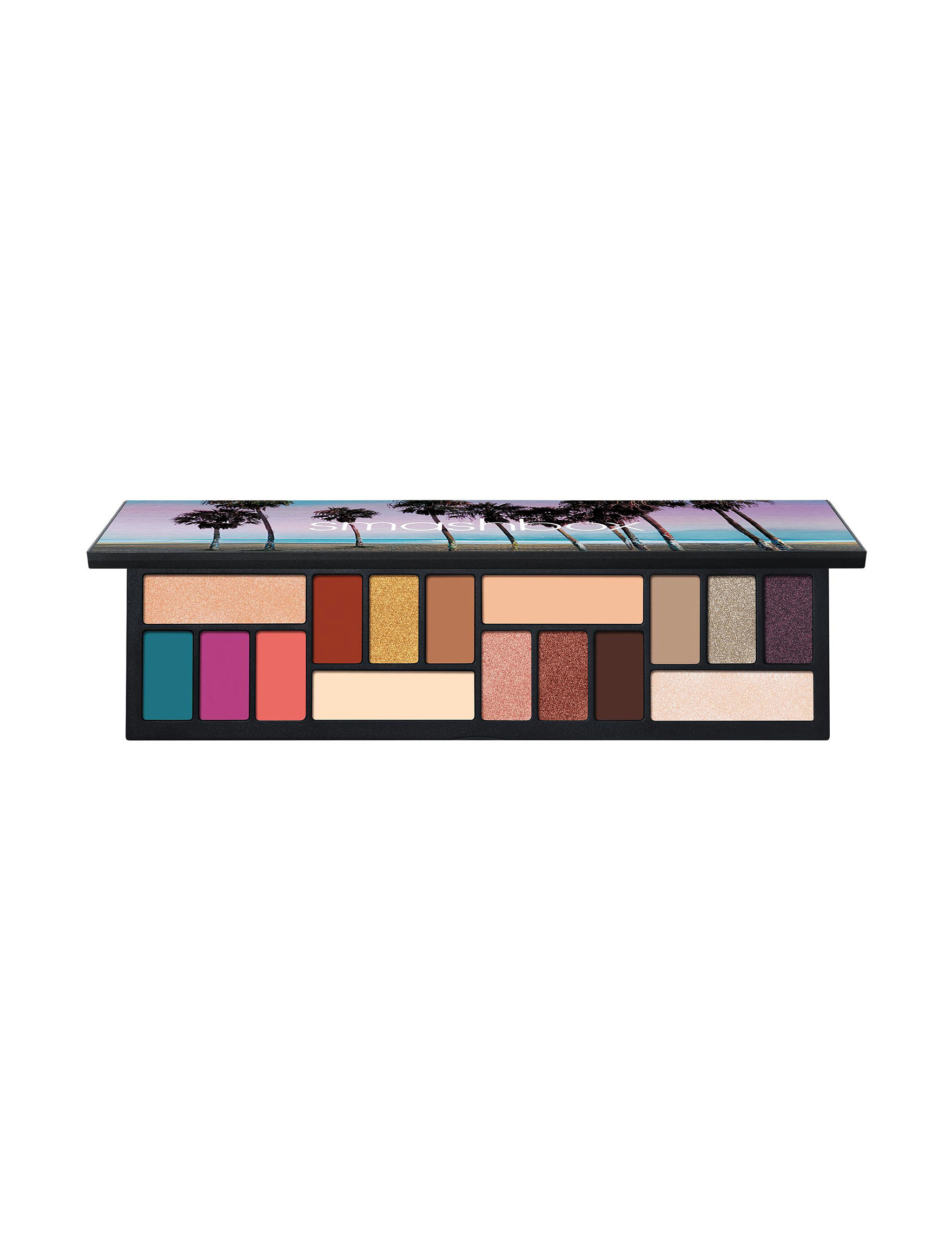 Smashbox Brown Multi Sets & Palettes Eye Liner Eye Shadow
