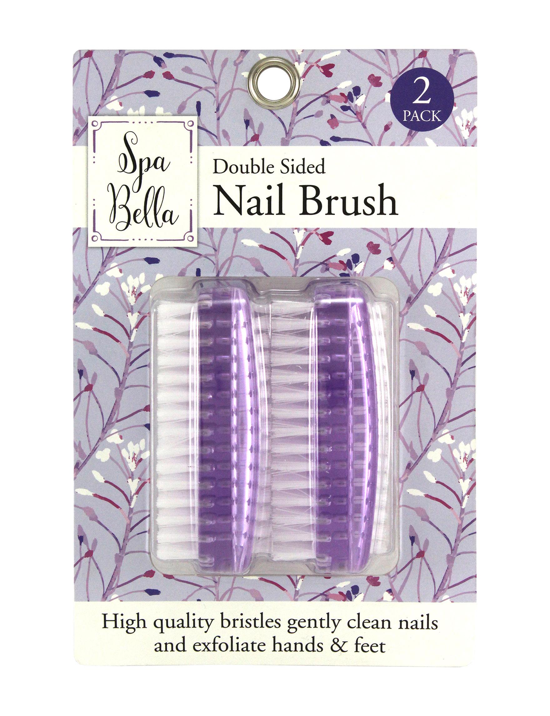 Spa Bella Purple Bath & Body Accessories Tools & Brushes