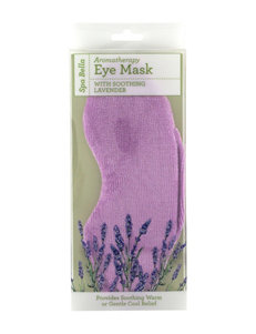 Spa Bella Purple Bath & Body Accessories Eyes Masks