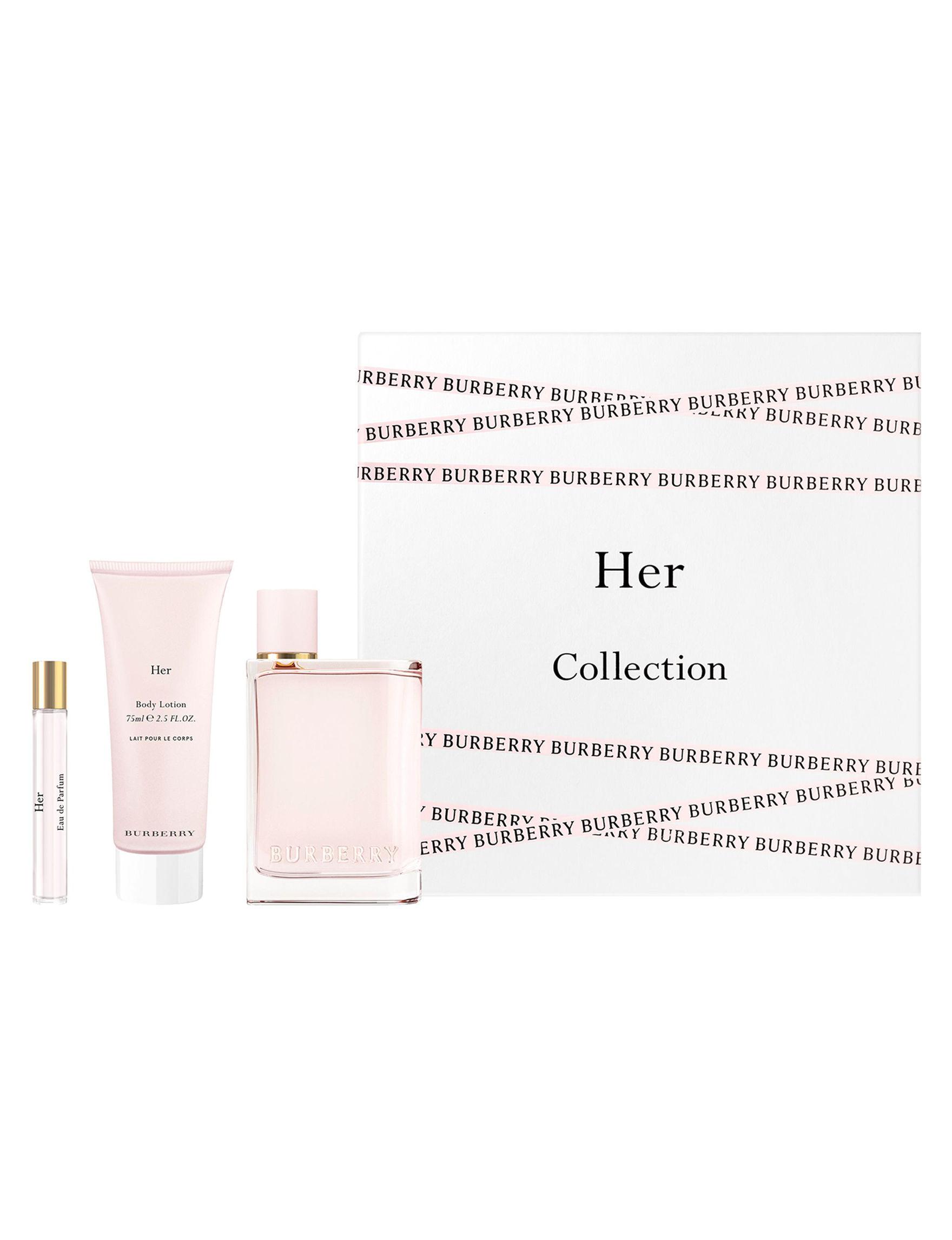 Burberry  Fragrance Gift Sets
