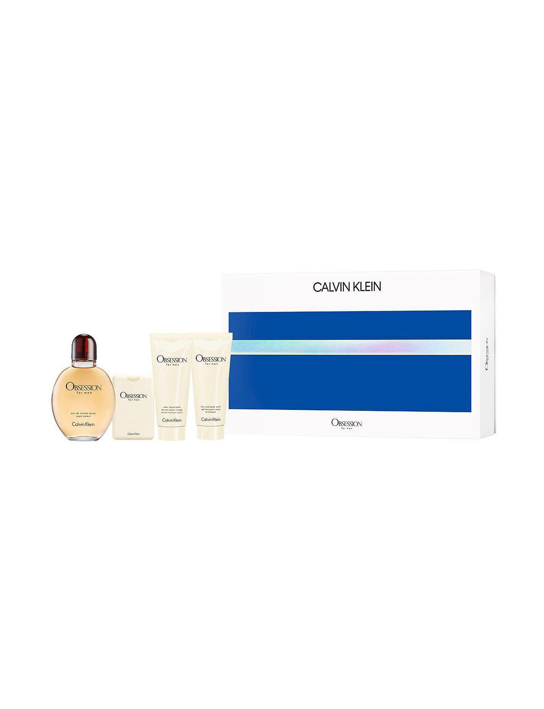 ce311af041 Calvin Klein 4-pc. Obsession Gift Set for Men (A  158 Value)