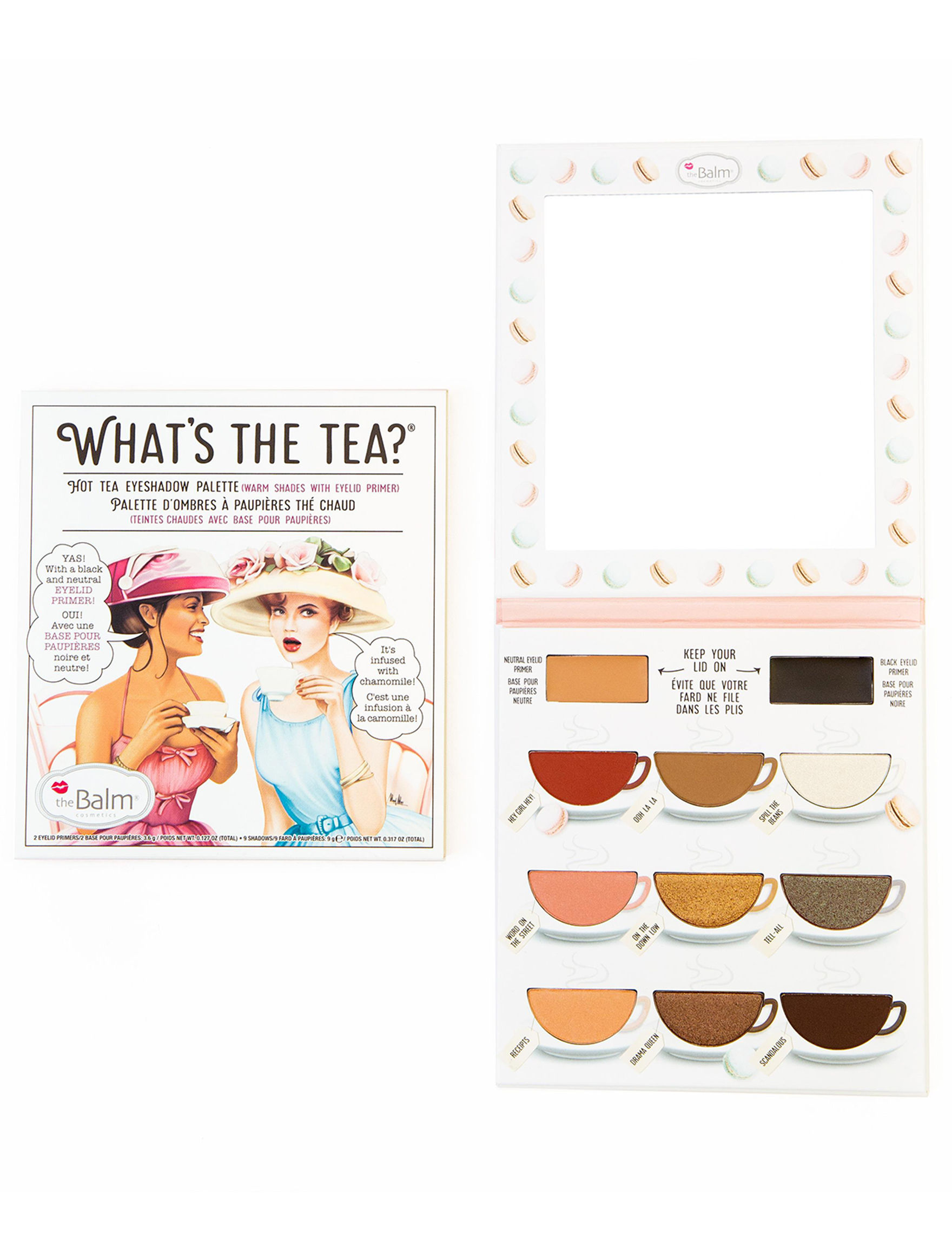 The Balm Beige / Multi Face Sets & Palettes Eye Shadow