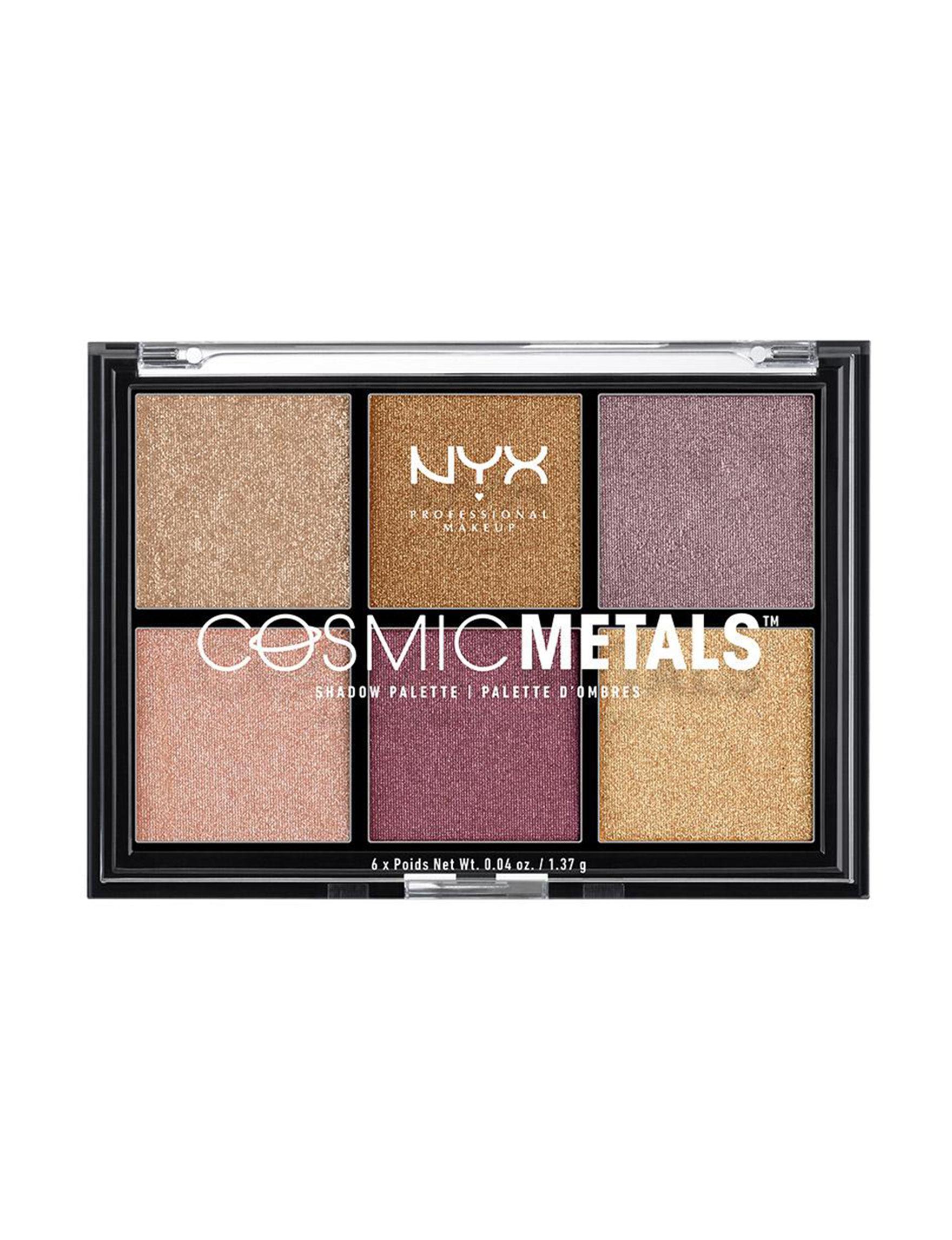 NYX Professional Makeup Beige / Multi Eyes Sets & Palettes Eye Shadow
