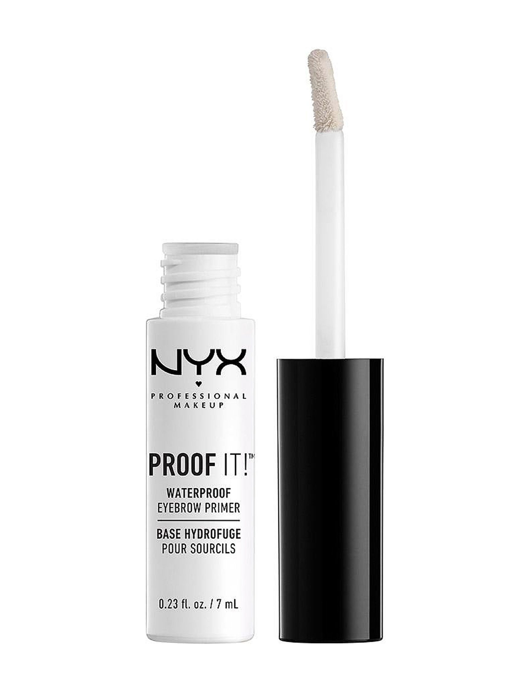 NYX Professional Makeup  Eyes Eyebrow Eyebrow & Eyelash Tools Primer
