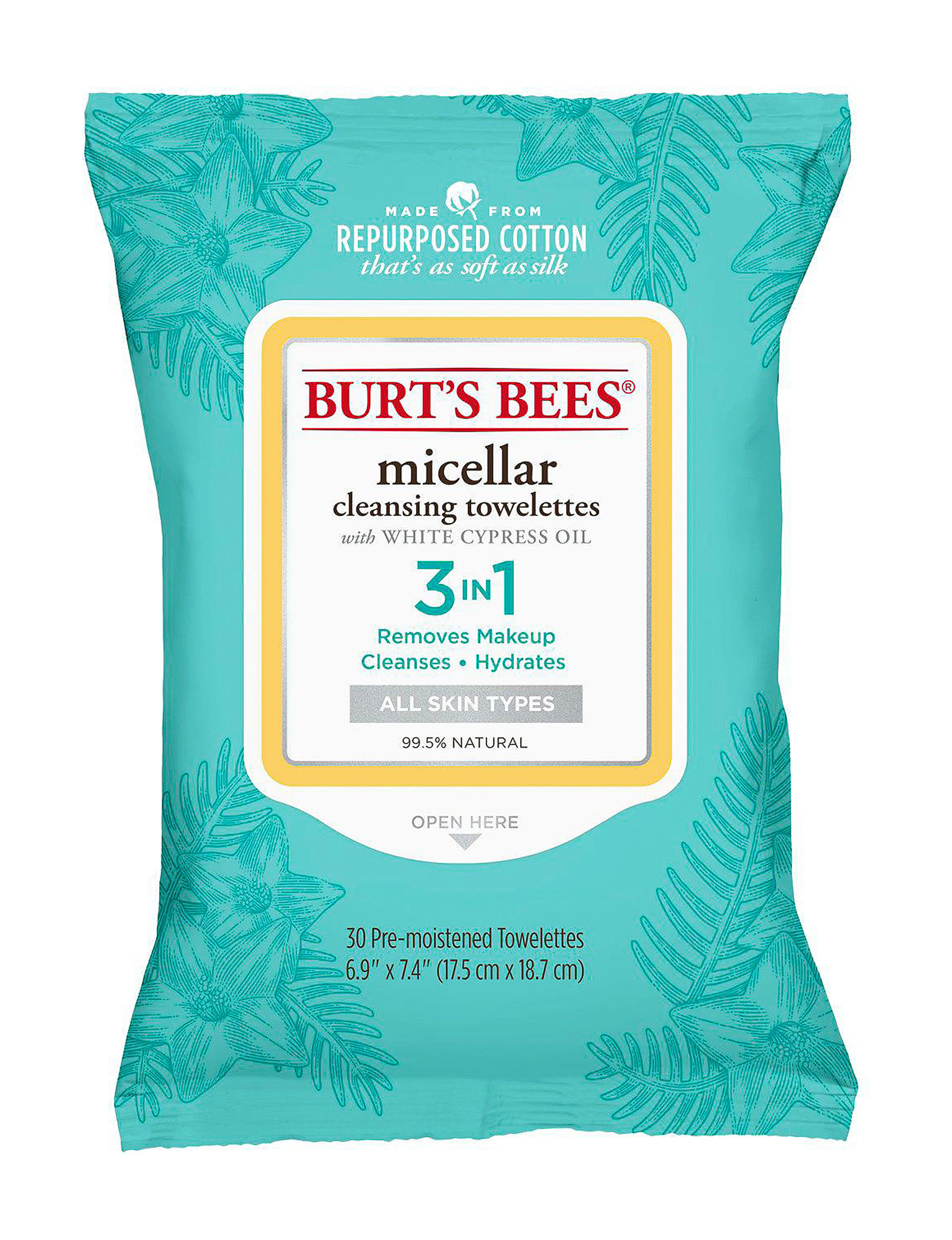 Burt's Bees  Cleansers & Toners Travel Size
