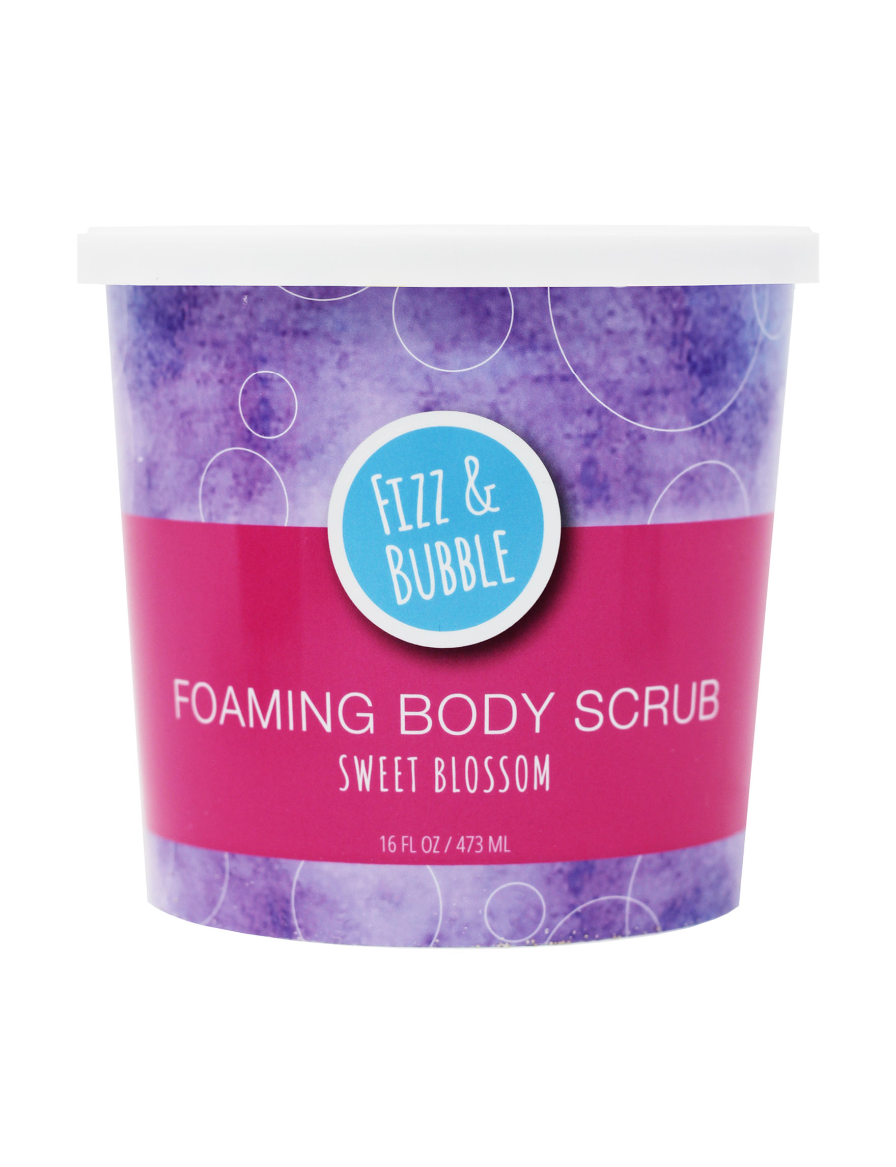 Fizz & Bubble  Exfoliators