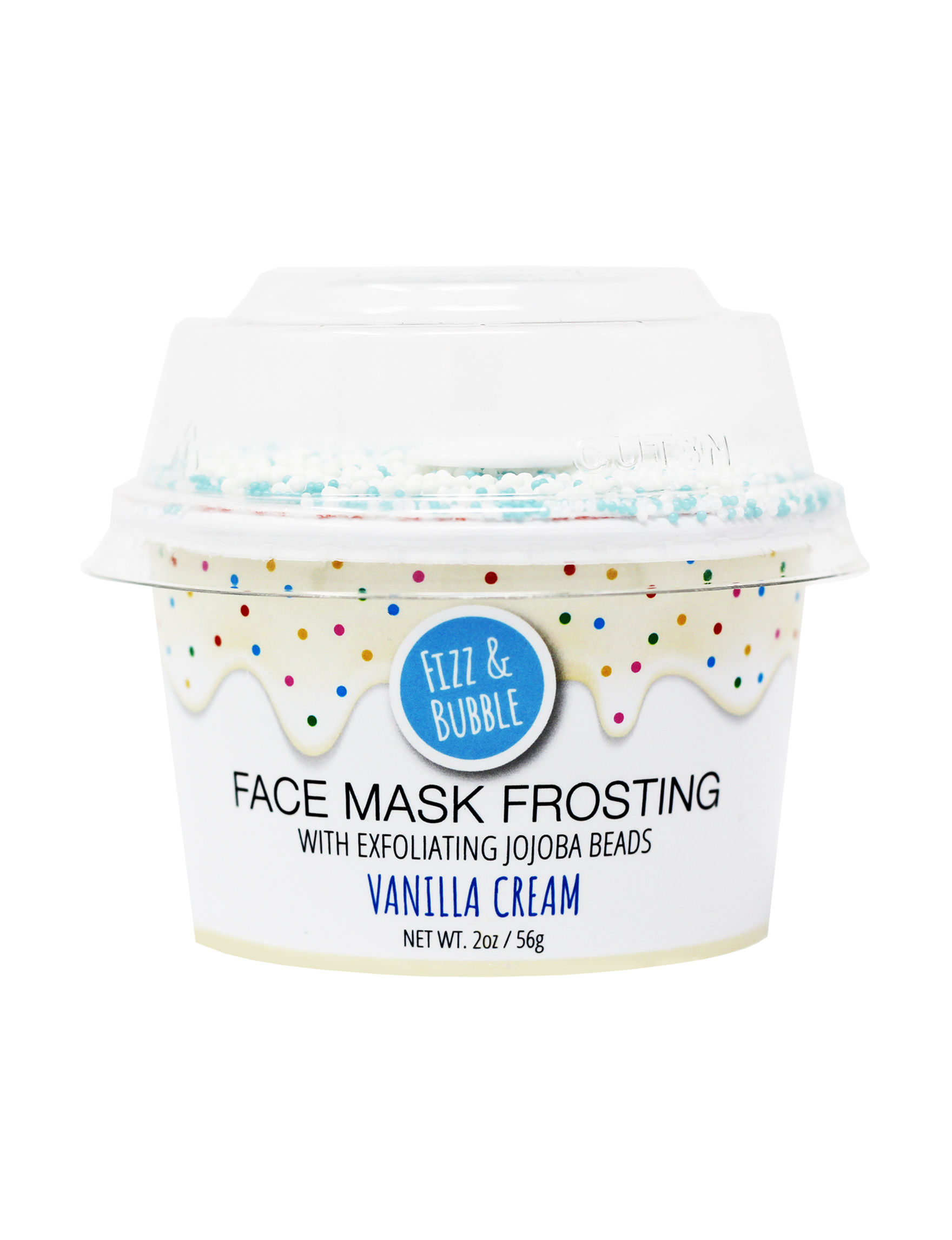 Fizz & Bubble  Exfoliators Face Masks Travel Size