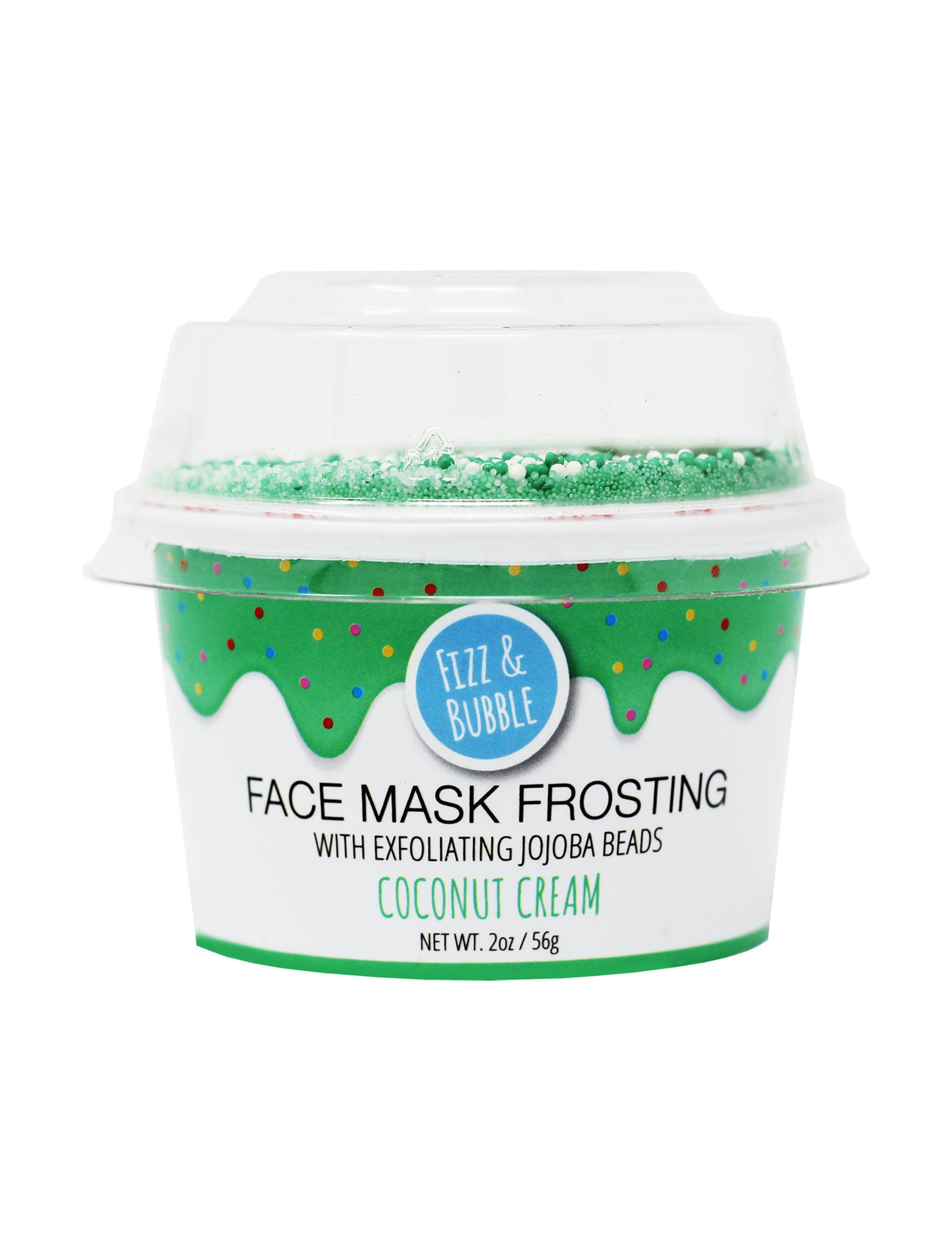 Fizz & Bubble  Exfoliators Face Masks Travel Size