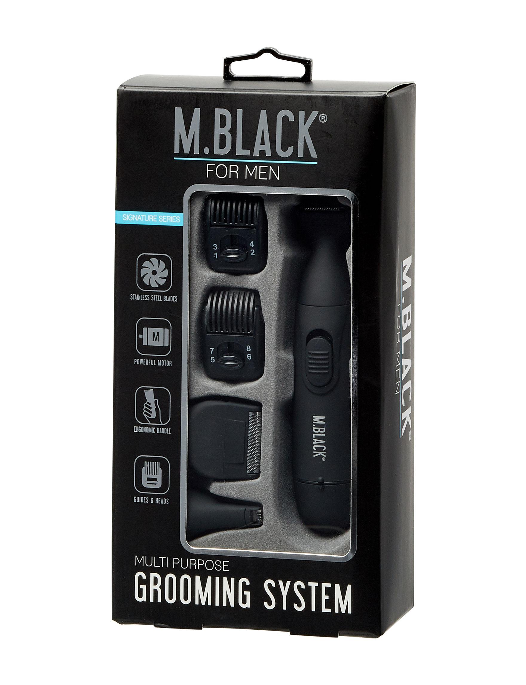 M. Black