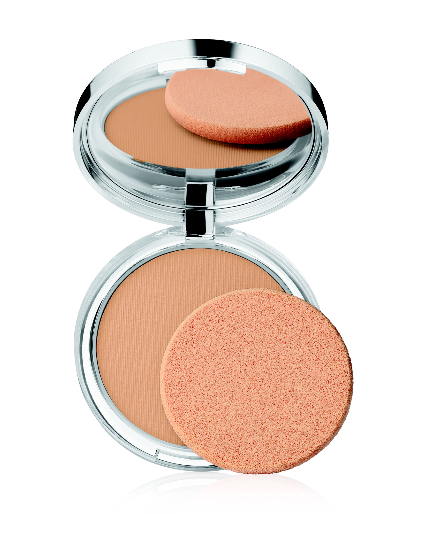 Clinique Stay-Matte Sheer Pressed Powder - Stay Honey - Clinique