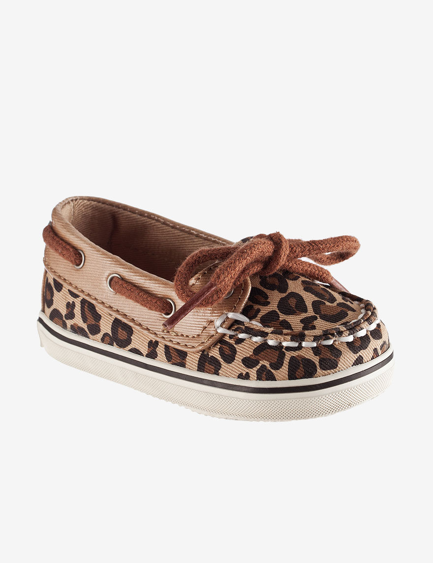 Sperry Top Sider Biscayne Leopard Boat Shoe