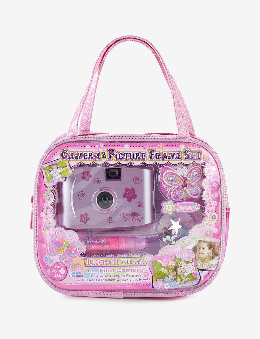Pecoware Fancy Camera & Picture Frame Set - Multi - Miscellaneous - Pecoware