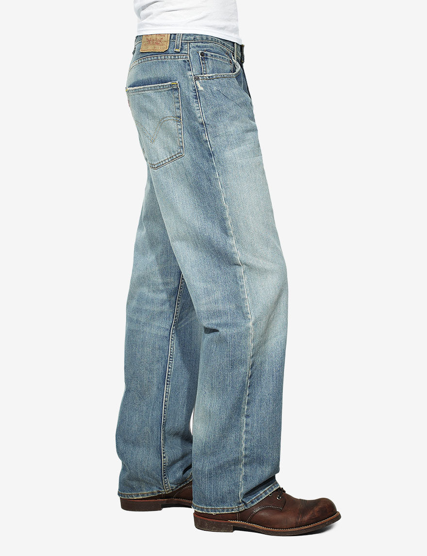 161d12a2 Levi's® Men's 569™ Loose Straight Fit Jeans   Stage Stores