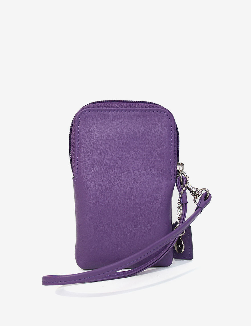 Limited Offer Royce Leather Phone Camera Wristlet – Nappa Leather – – Royce Leather Collection Before Too Late