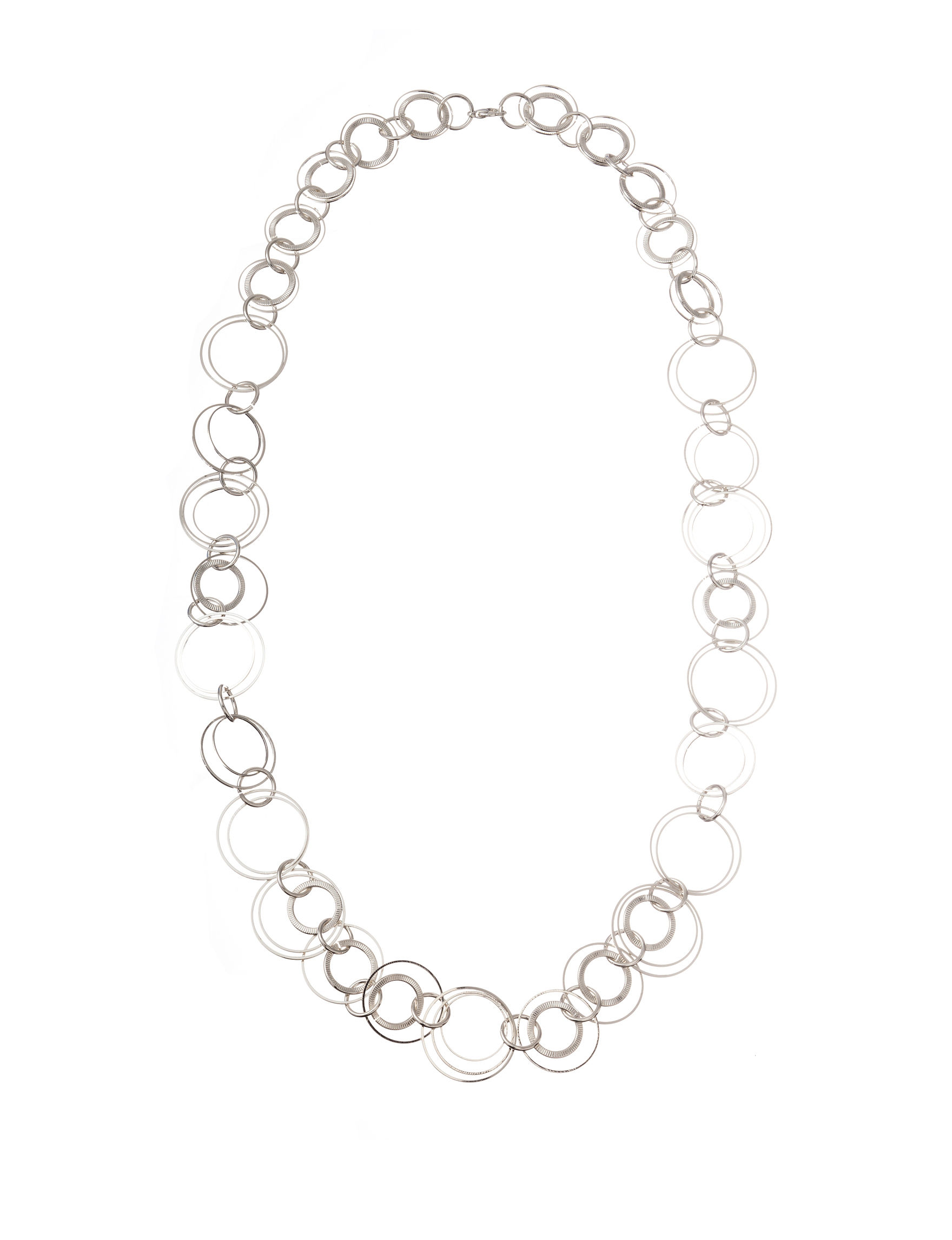 Hannah Silver Necklaces & Pendants Fashion Jewelry