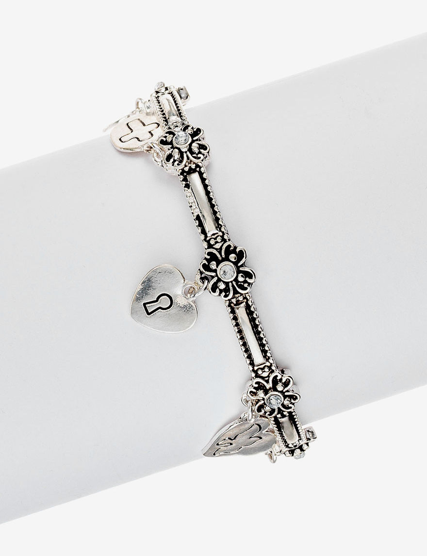 Hannah Silver Bracelets Fashion Jewelry