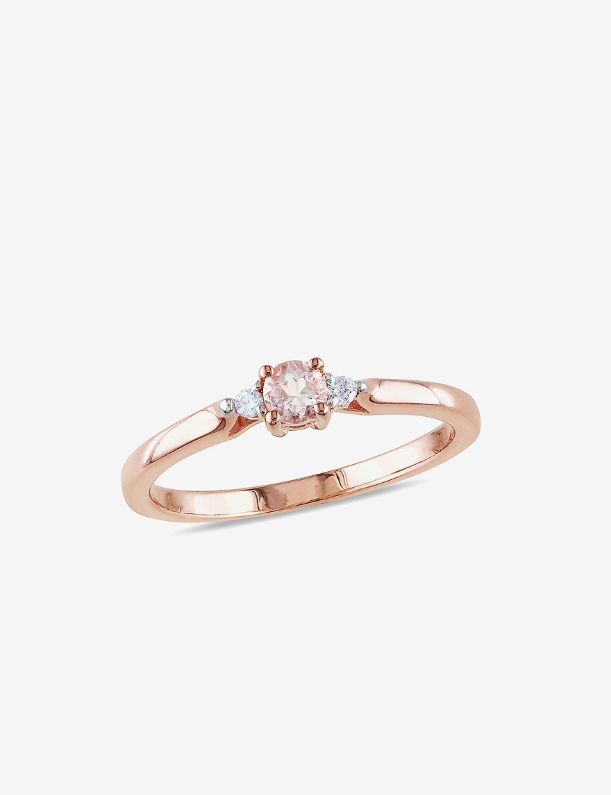 Blush Collection Black Rings Fine Jewelry