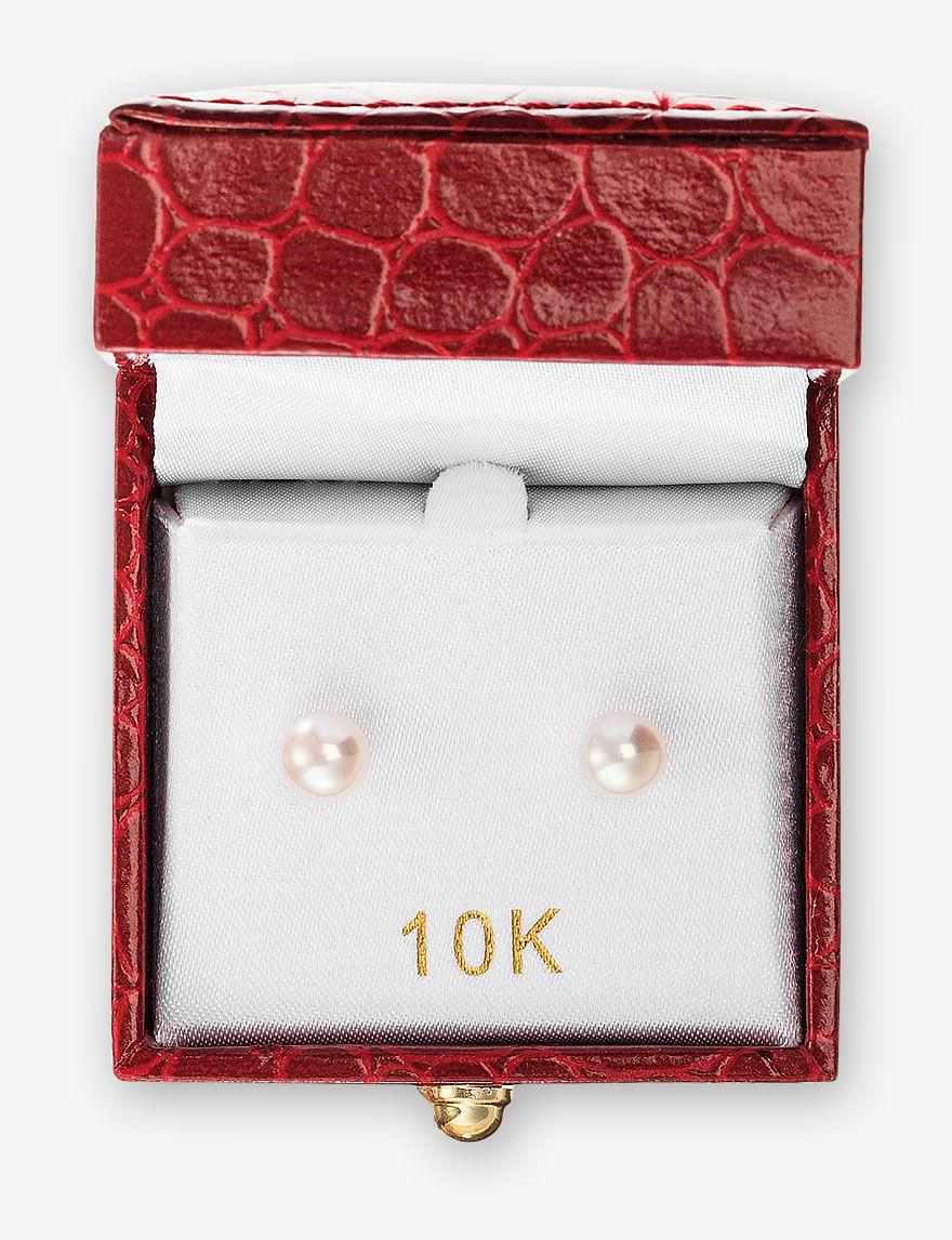 JTS Pearl Earrings Fine Jewelry