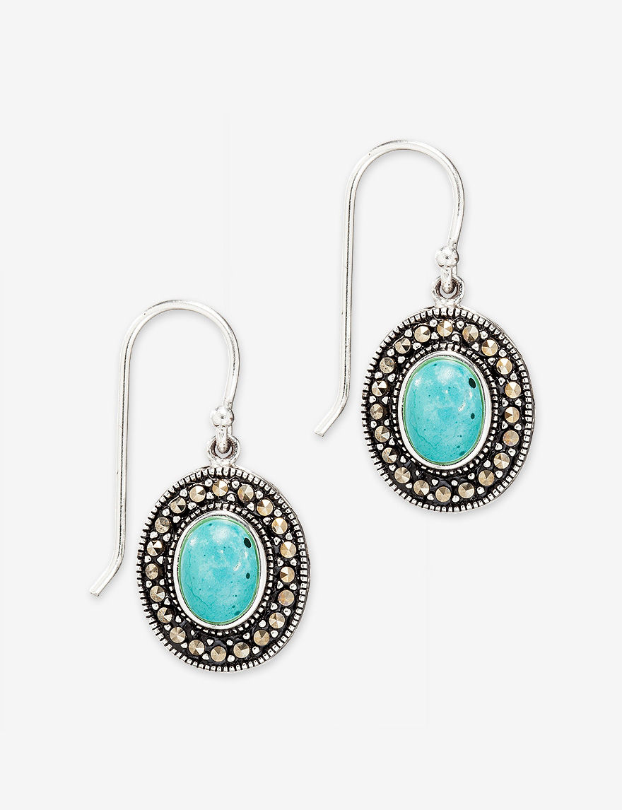 Marsala  Drops Earrings Fine Jewelry