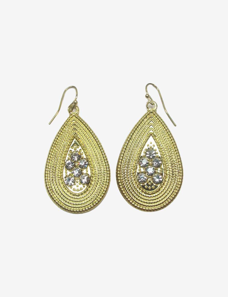 Signature Studio  Drops Earrings Fashion Jewelry
