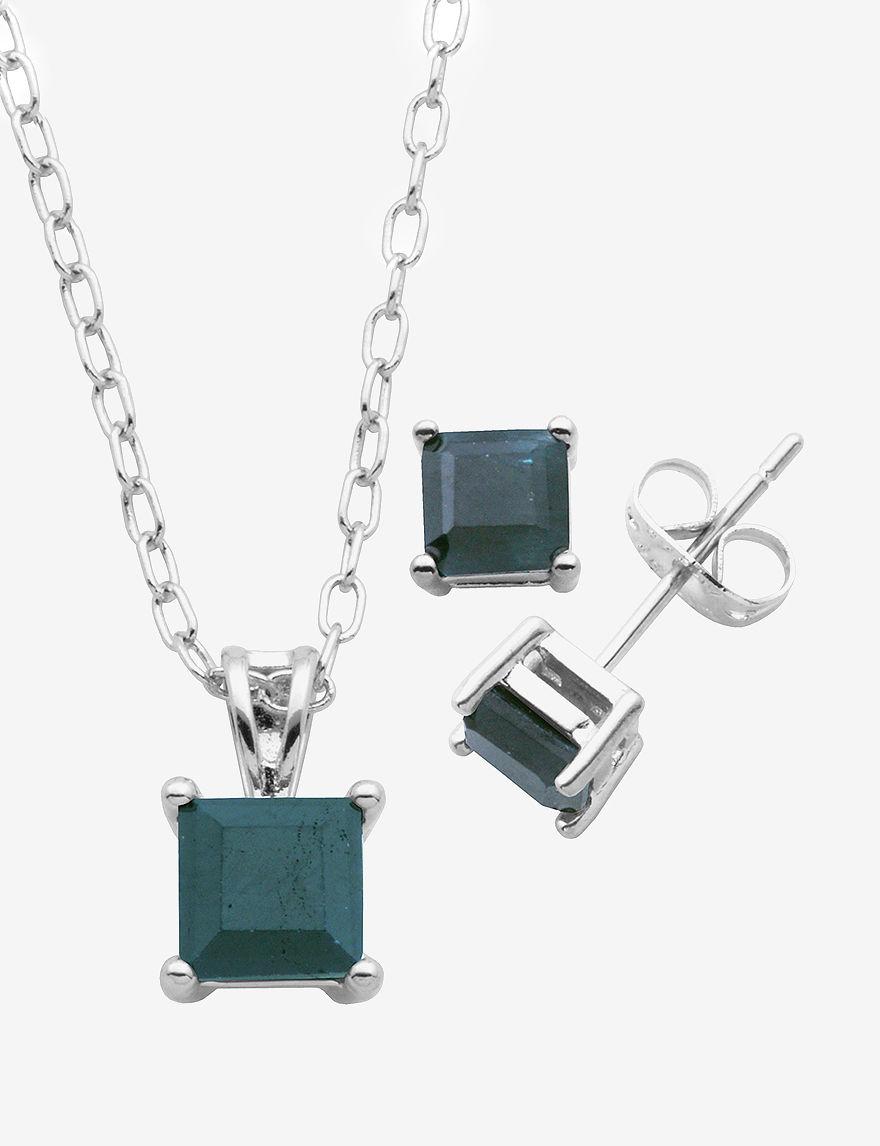 PAJ INC. Silver Studs Earrings Jewelry Sets Necklaces & Pendants Fine Jewelry