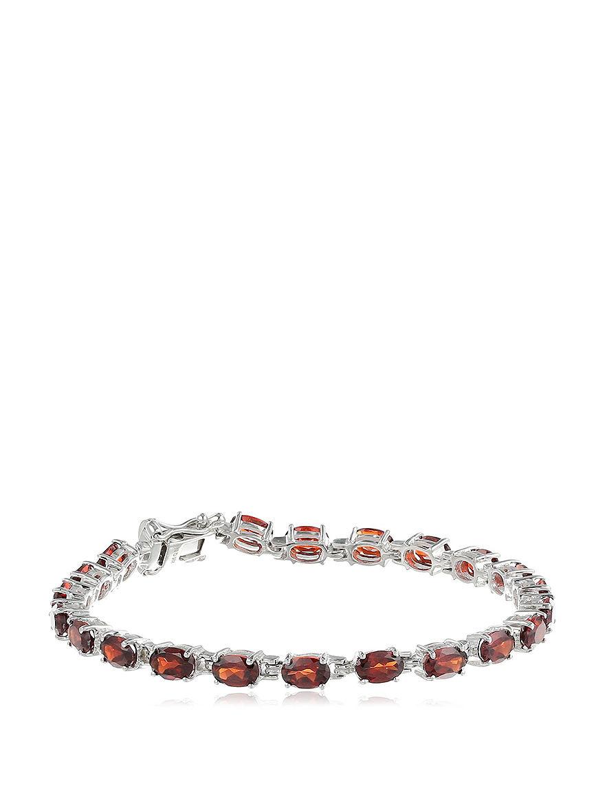 Max Color Silver Bracelets Fine Jewelry