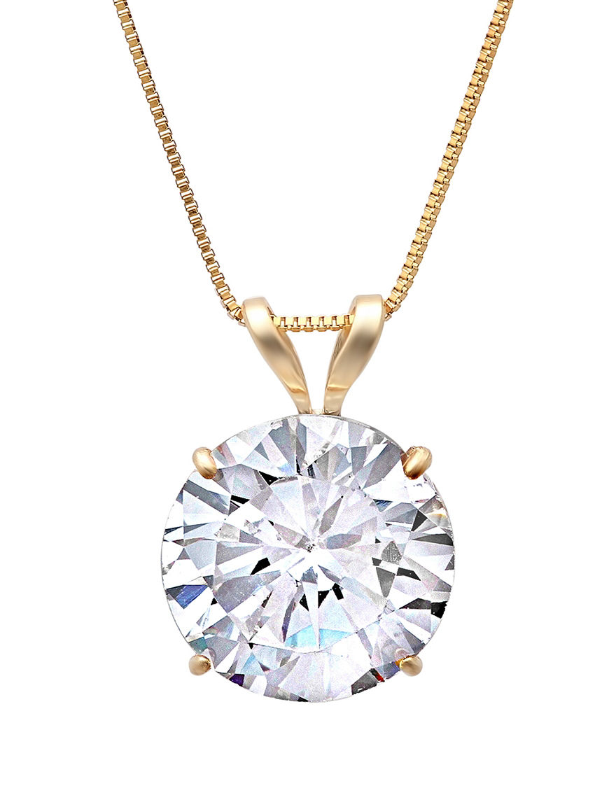 Max Color Gold Necklaces & Pendants Fine Jewelry