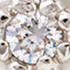 Silver / Crystal