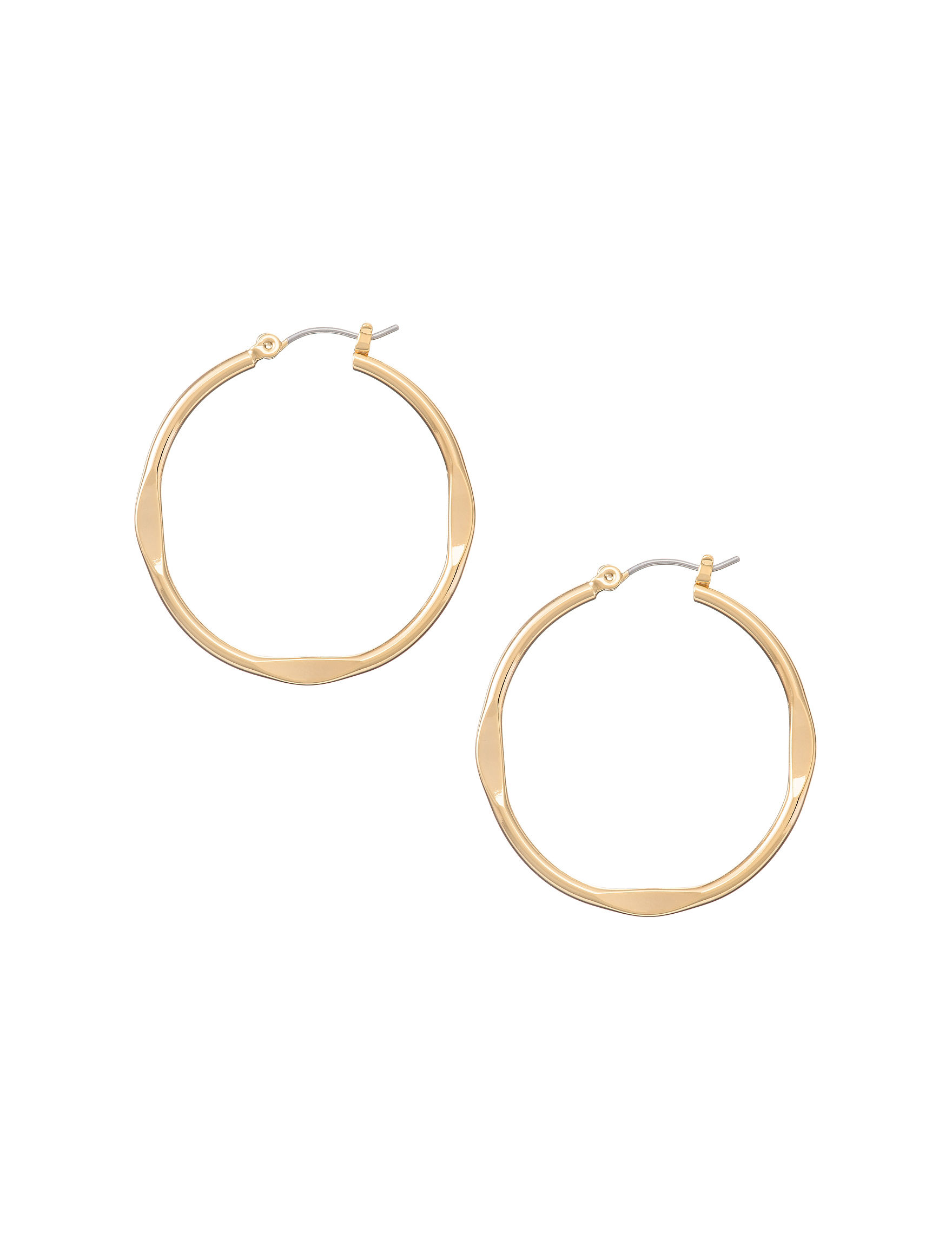 Nine West  Hoops Earrings Fashion Jewelry