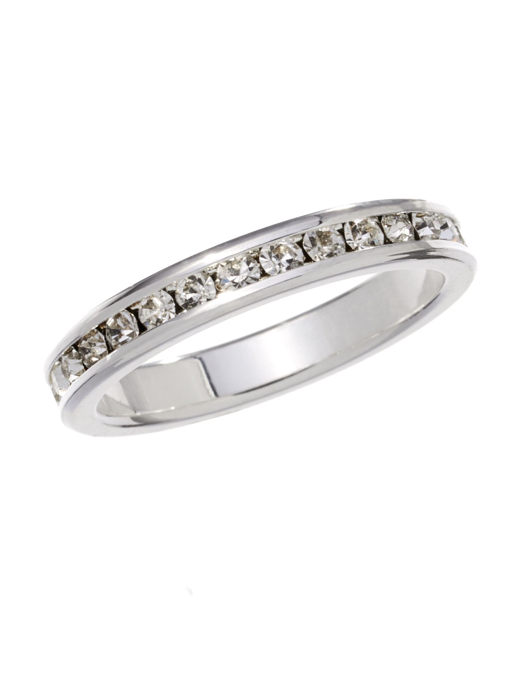 City by City Silver Rings Fashion Jewelry