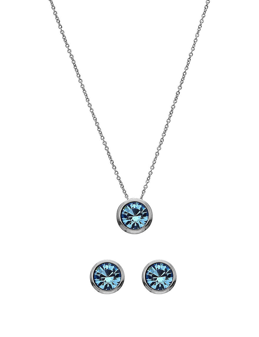 5th & Luxe  Studs Earrings Jewelry Sets Necklaces & Pendants Fine Jewelry