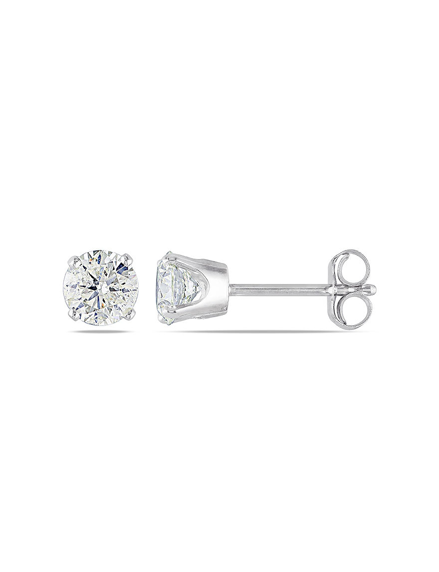 Amour Collection  Studs Earrings Fine Jewelry