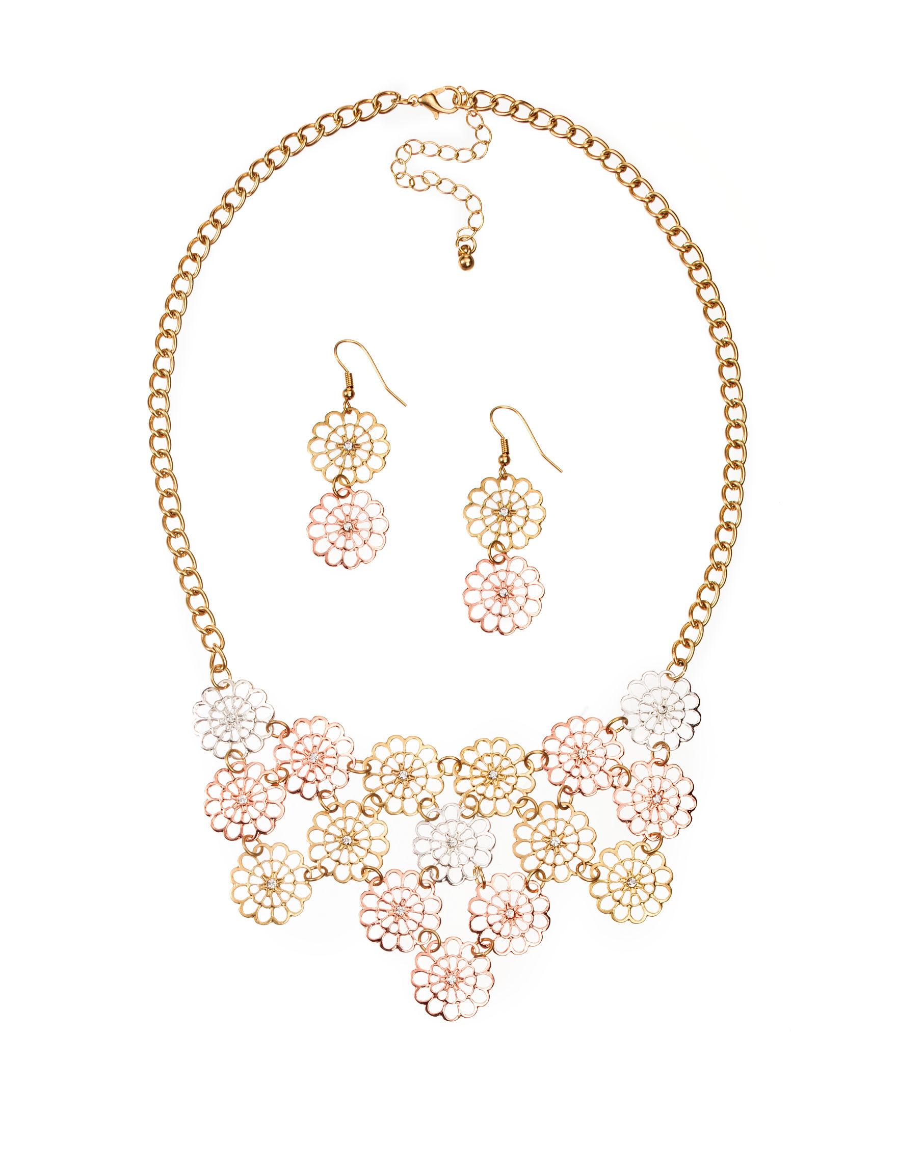 Hannah White Fashion Jewelry