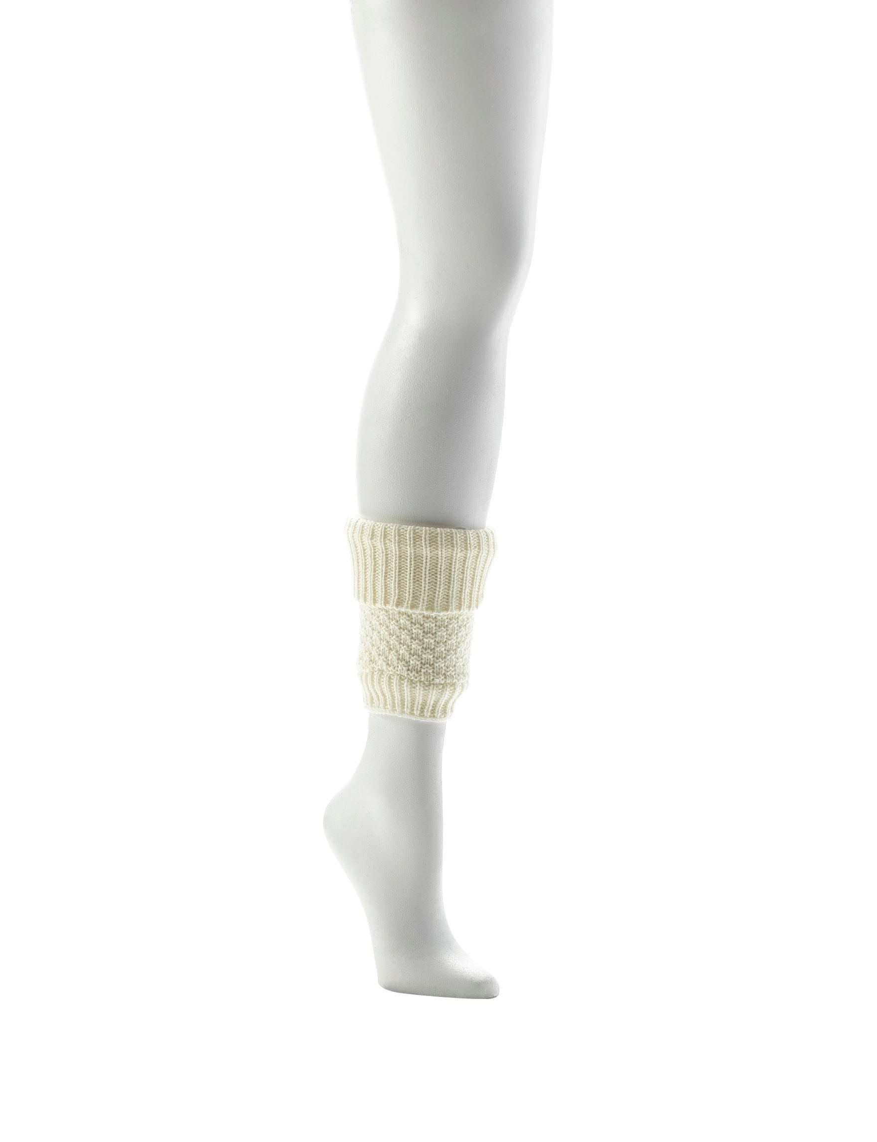 Signature Studio Ivory Socks