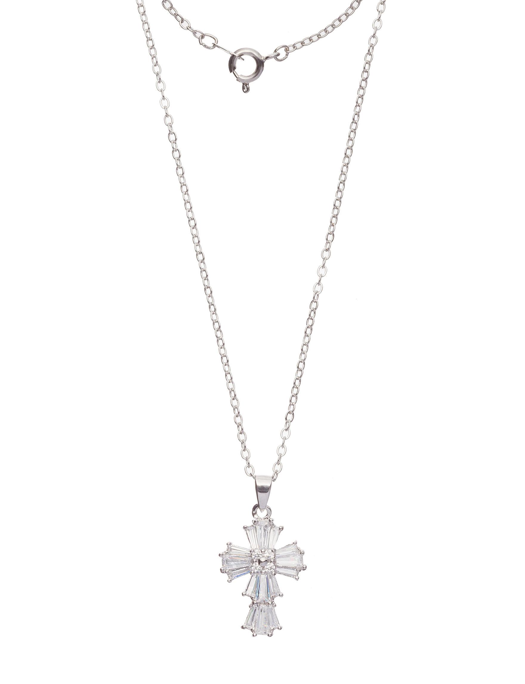 Robert Enterprises Silver Fashion Jewelry