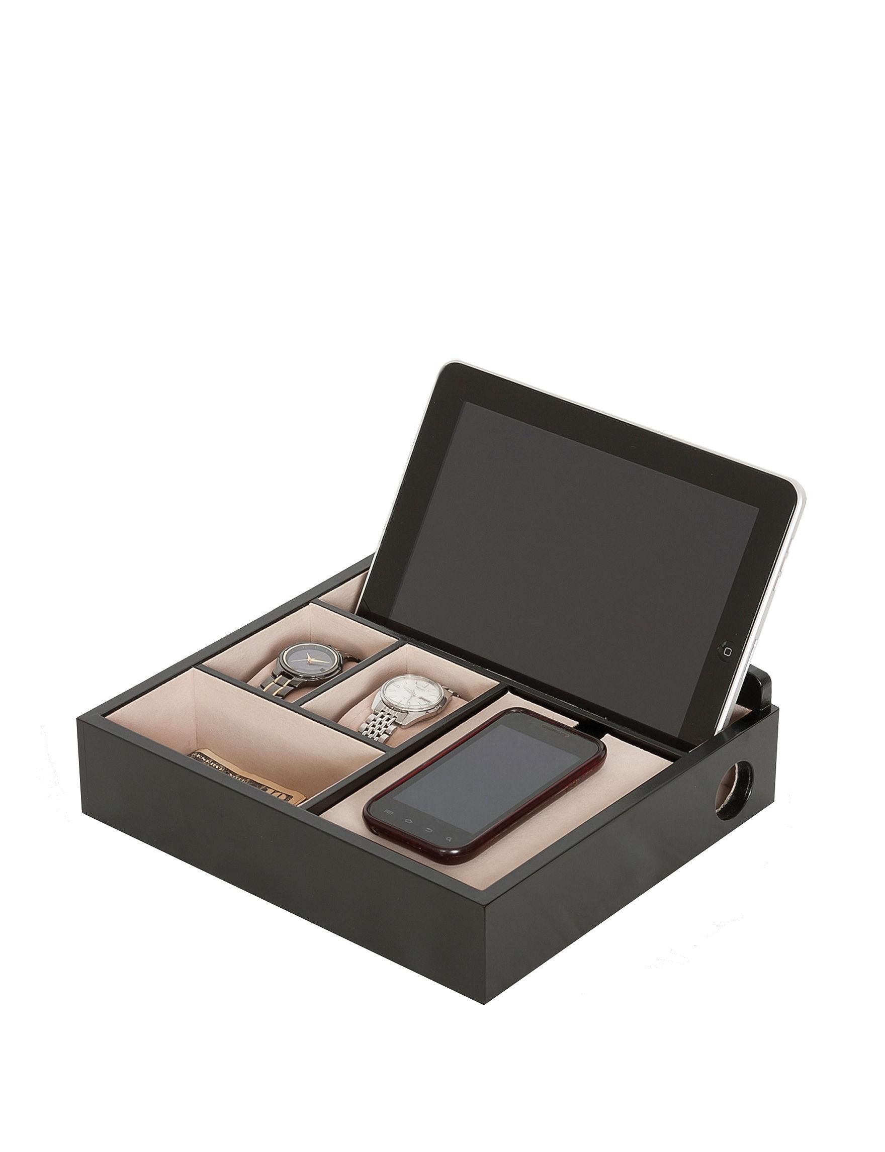 Mele & Co. Brown Jewelry Storage & Organization