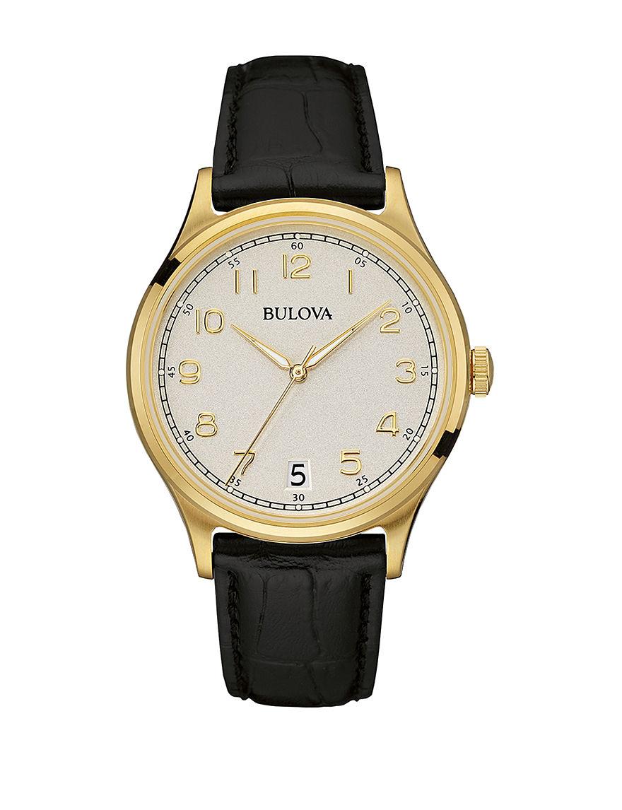 Bulova Gold