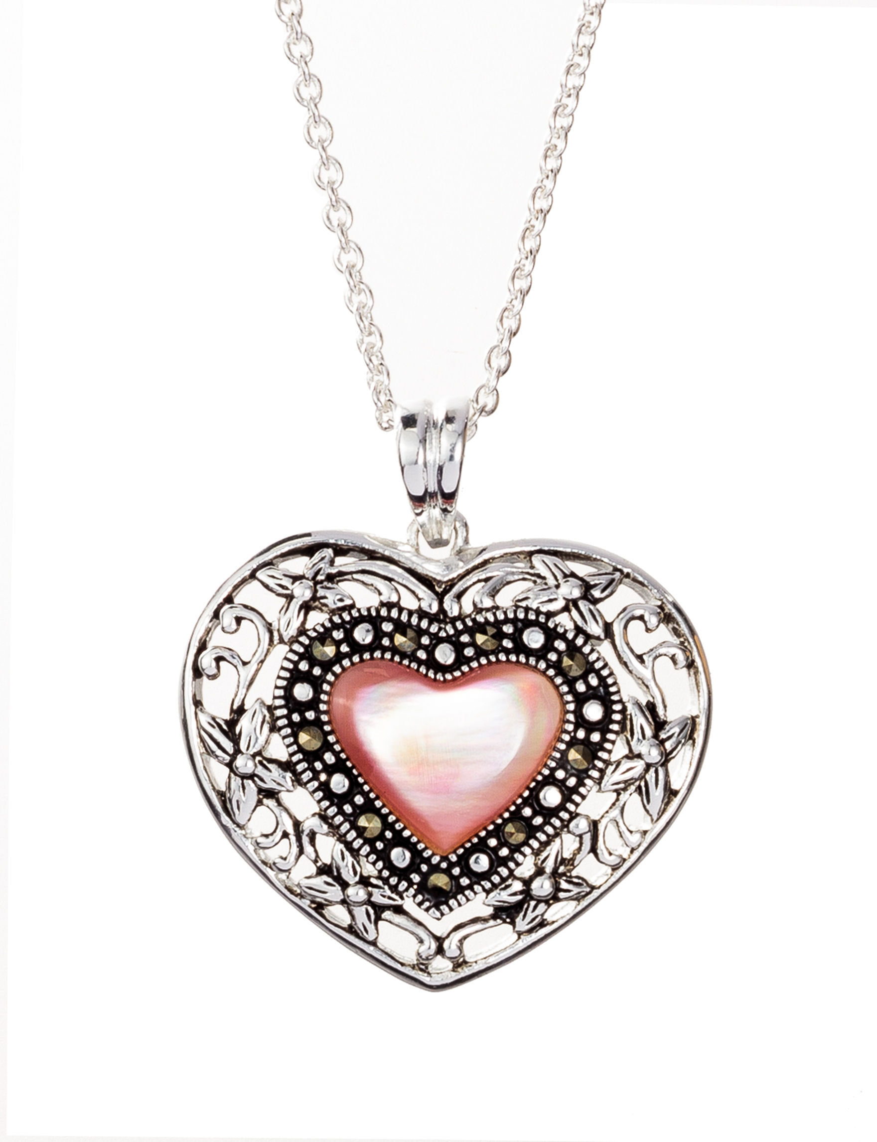 Marsala Pink Necklaces & Pendants Fine Jewelry