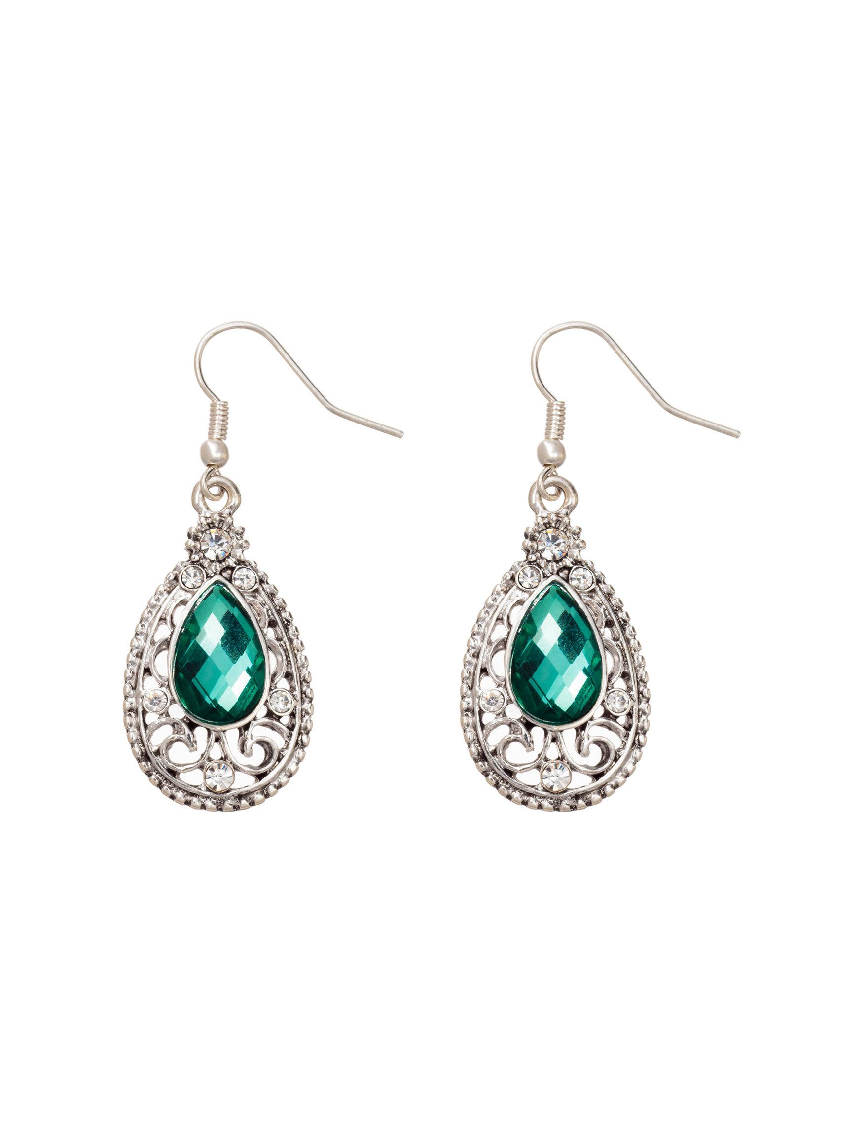 Wishful Park  Drops Earrings Fashion Jewelry