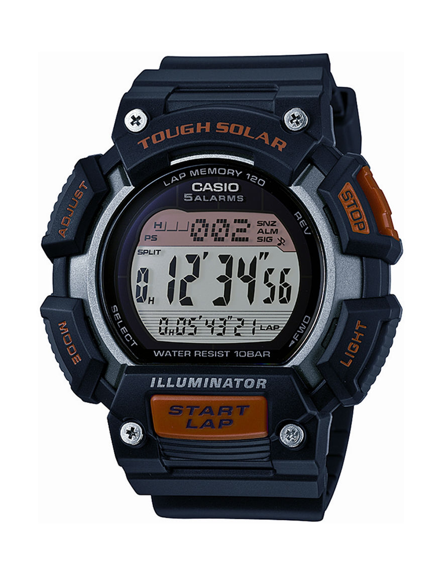 Casio Black