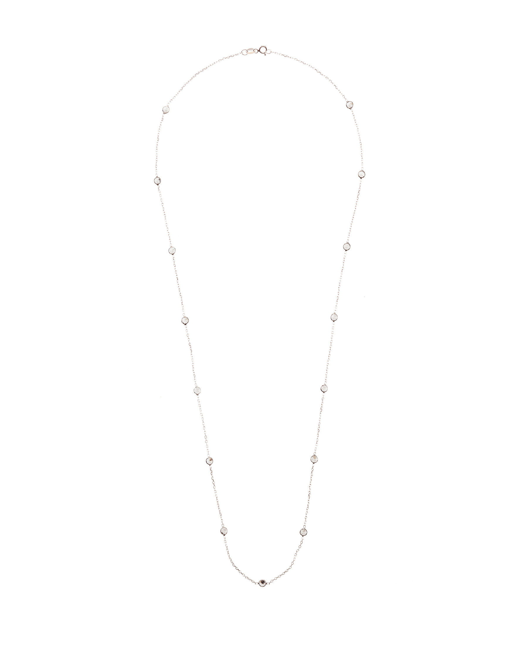 Kencraft Silver / Crystal Necklaces & Pendants Fine Jewelry