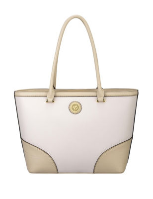 Anne Klein A Stitch In Time Tote Handbag