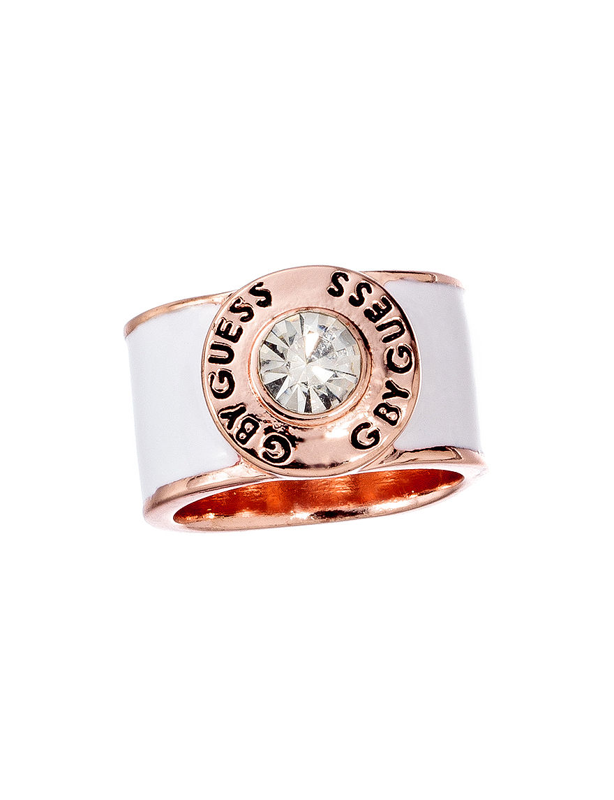 G by Guess Gold Rings Fashion Jewelry