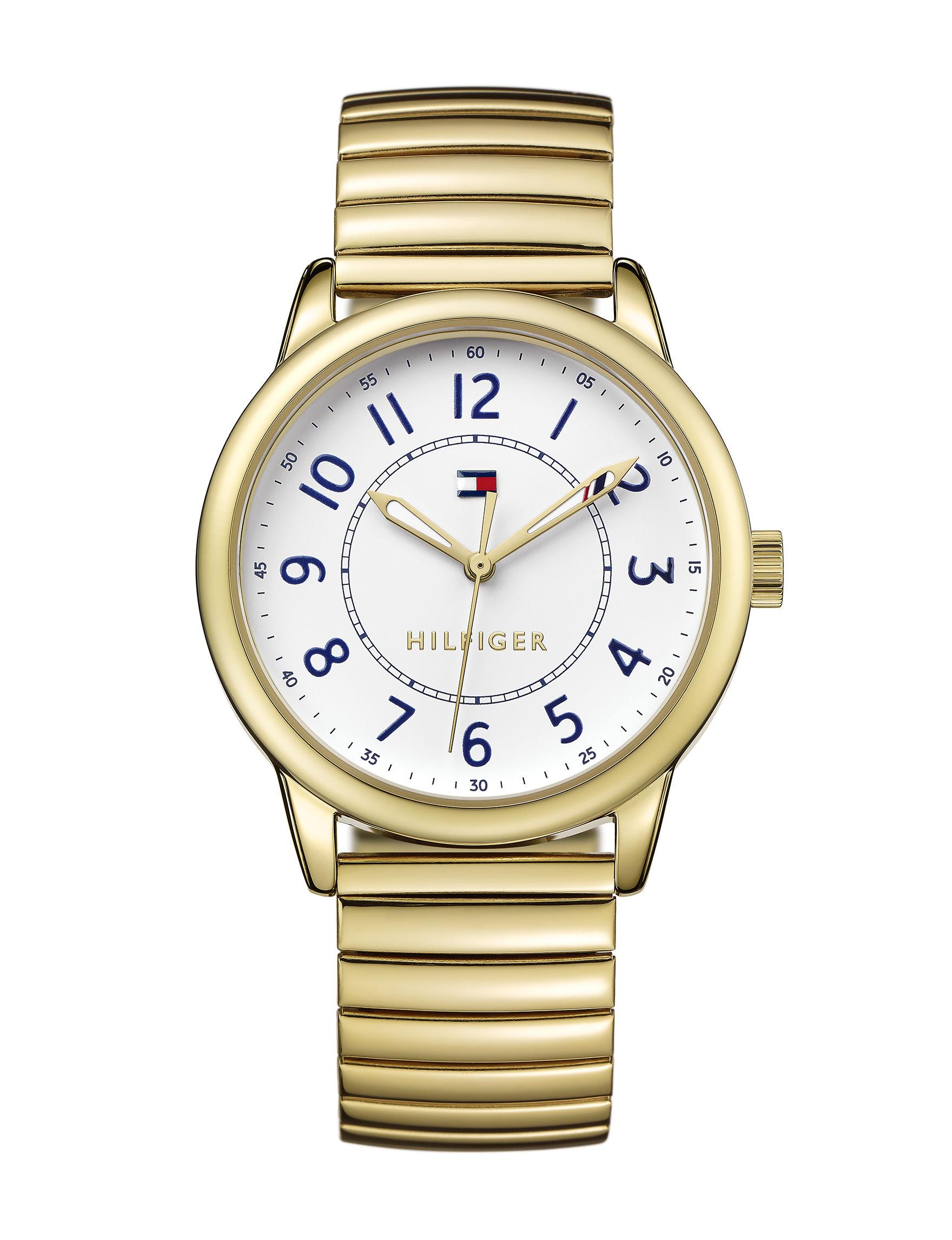 Tommy Hilfiger White Fashion Watches